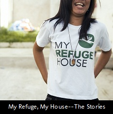 My Refuge, My House